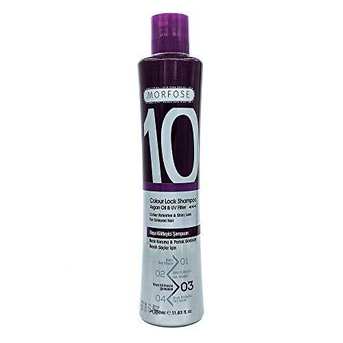Morfose 10 Colour Lock Shampoo 350ml