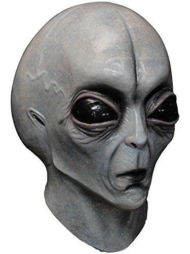 Máscara integral Alien Zone 51 - Única