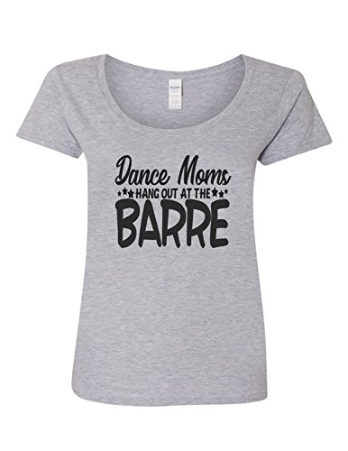 Cute Sports Mom T Shirts Dance Moms Hang Out at The Barre -...