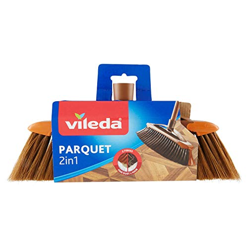 Vileda 133580 housewares, FRP (Fiber Reinforced Plastic), Polyethylene Terephthalate (Pet), Marrone