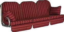 hollywoodschaukel auflagen die bequemsten empfehlungen. Black Bedroom Furniture Sets. Home Design Ideas