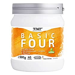 TNT Basic Four - Pre Workout Booster