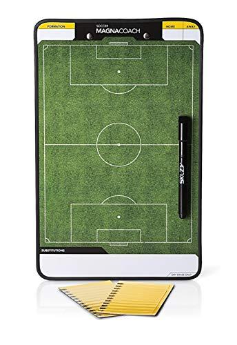 SKLZ Magna Coach Soccer-Fussball Trainer Taktiktafel, Mehrfarbig, One Size