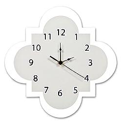 Dove Gray Wall Clock