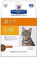 【療法食】 プリスクリプション・ダイエット キャットフード c/d シーディー マルチケア チキン 4kg