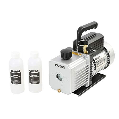 OEM TOOLS 24642 6 CFM Spark-Free Vacuum Pump