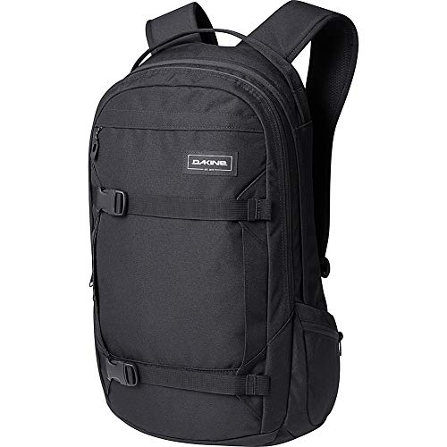 Dakine Erwachsene Mission 25L Packs&Bags, Black, One Size