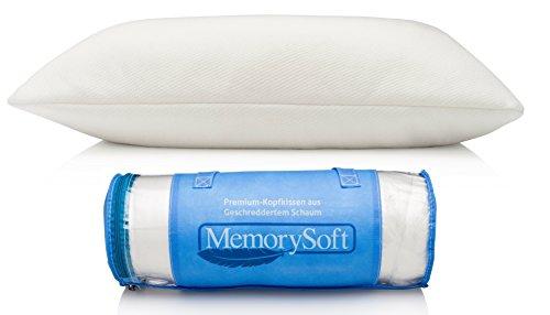 MemorySoft Premium-Kopfkissen
