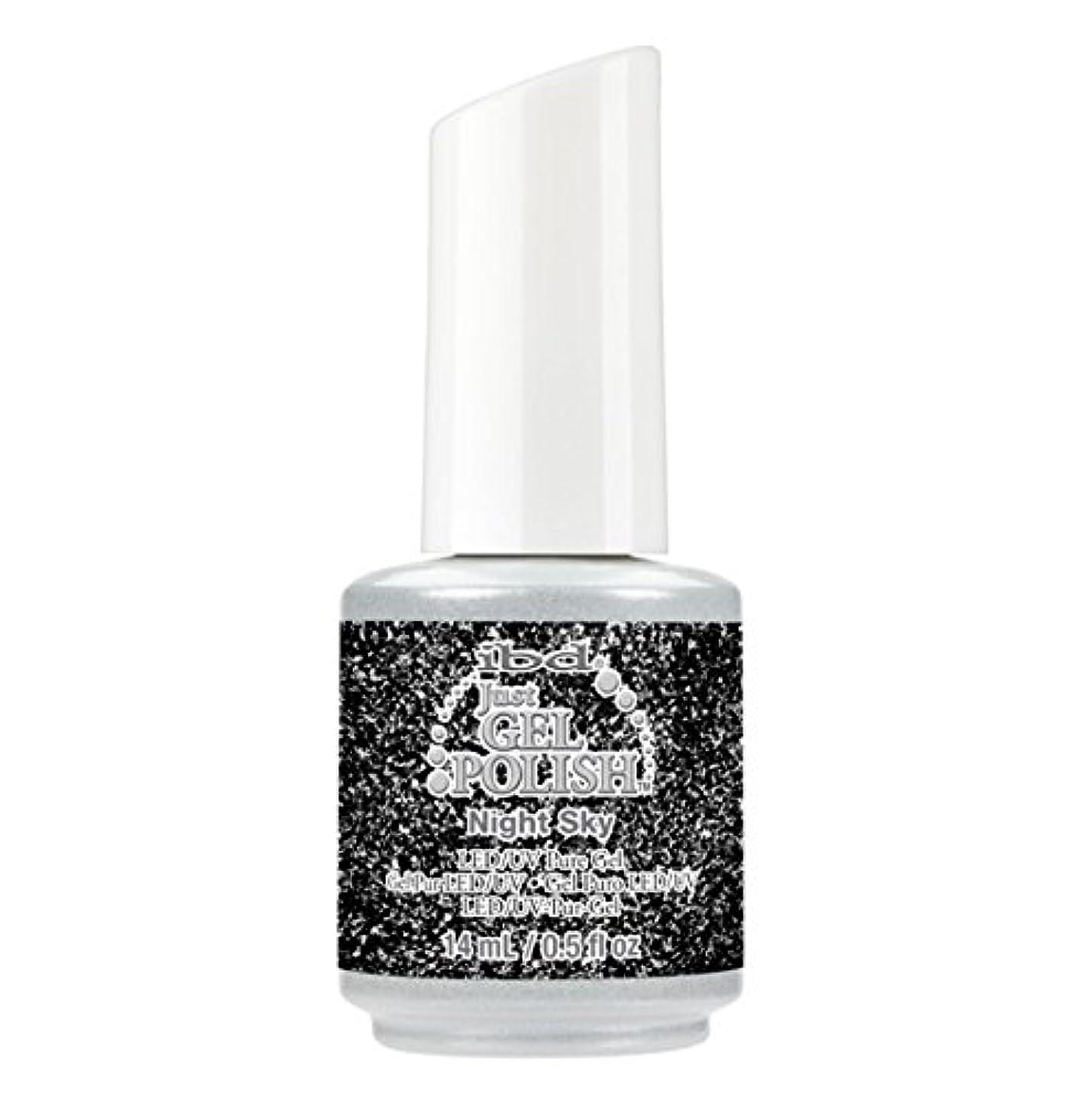 手足輸送パスタibd Just Gel Polish - Diamonds+Dreams Collection - Night Sky - 14 mL / 0.5 oz