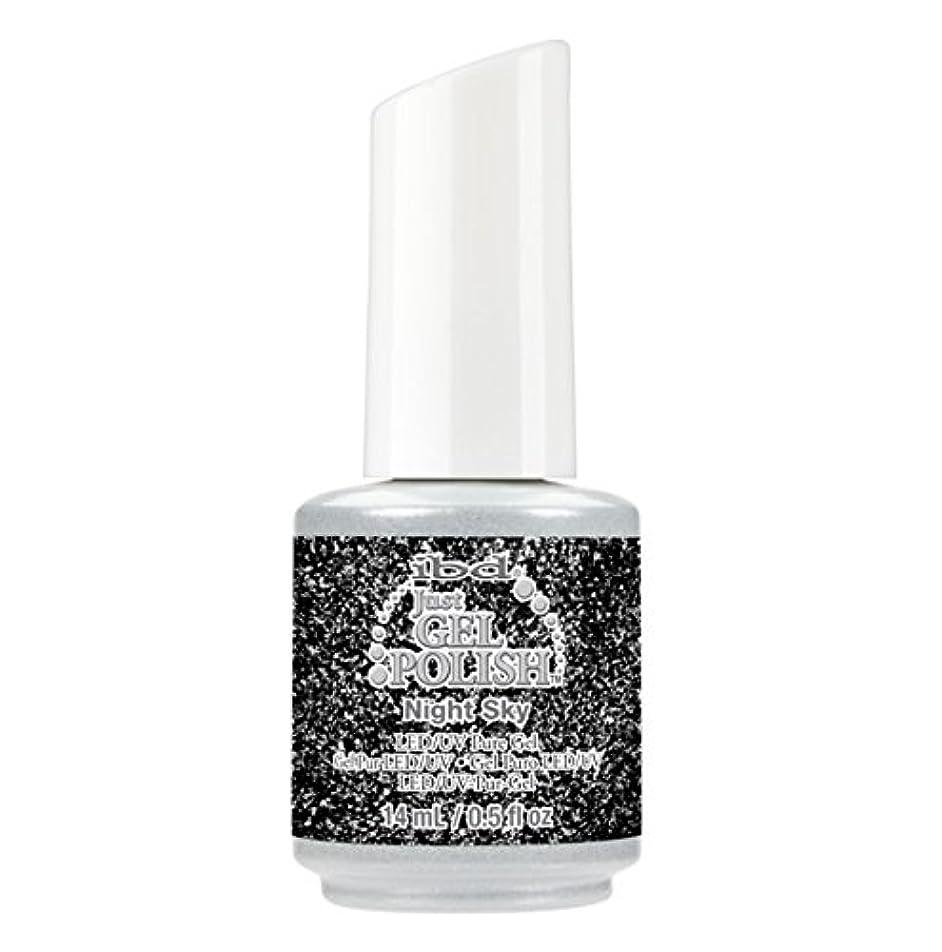 緊張パスタコスチュームibd Just Gel Polish - Diamonds+Dreams Collection - Night Sky - 14 mL / 0.5 oz
