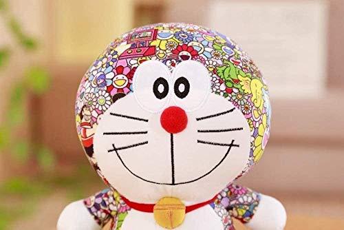 NC88 Peluche de 25 cm Lovely Toys Hot Anime Stand by Me suave relleno, cojín de gato para niños, regalo de cumpleaños
