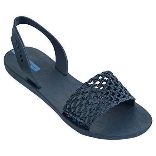 Ipanema Sandalen Damen Breezy Sandal Fem (Blau, Numeric_40)