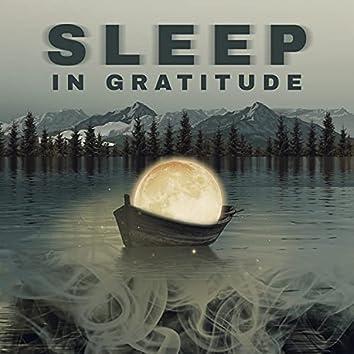 Sleep in Gratitude: Positive Perspective & Meditation Before Sleep