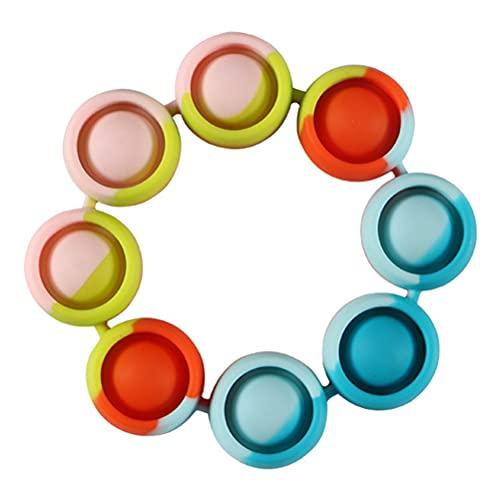 XOYZUU Juguete sensorial para niños y adultos, juguete luminoso para aliviar el estrés y la ansiedad para TDAH, autismo necesidades especiales