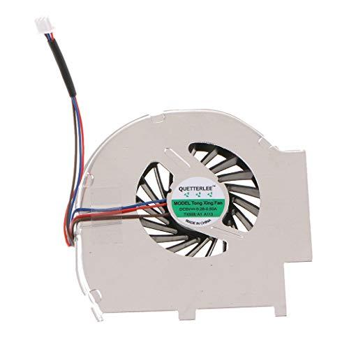 PETSOLA Nuevo Disipador de Calor del Ventilador de Refrigeración de La CPU para IBM Lenovo Thinkpad T60 26R9434 41V9932
