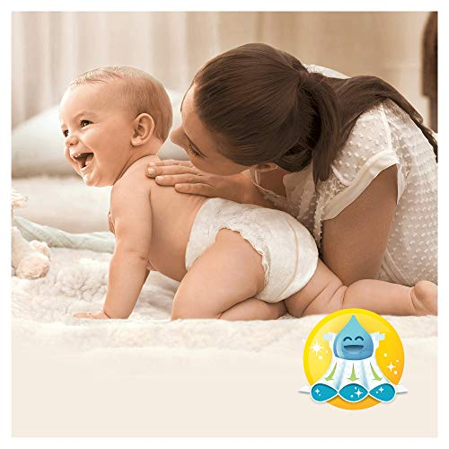 Pampers Premium Protection New Baby Talla 1  Pack 44 pañales