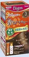 ビゲン 香りのヘアカラー 乳液 3 明るいライトブラウン × 5個セット