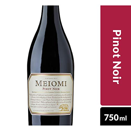Meiomi Pinot Noir Red Wine, 750 ml