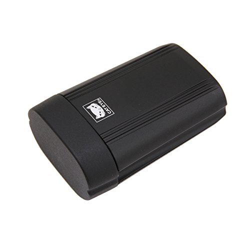 Cateye Volt 1200 Ersatz battery-534–2610 Lichter und Reflektoren, Fahrrad – Schwarz, Keine Größe