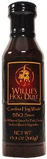 Willie's Hog Dust Carolina Hog Wash BBQ Sauce
