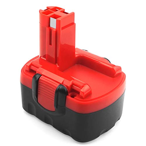 ADVNOVO 14.4V 3.5Ah Ni-MH Batería para Bosch BAT038 BAT040 BAT041 BAT140 BAT159 2607335275 2607335276 2607335533 2607335534 2607335465 2607335678 2607335685 2607335711