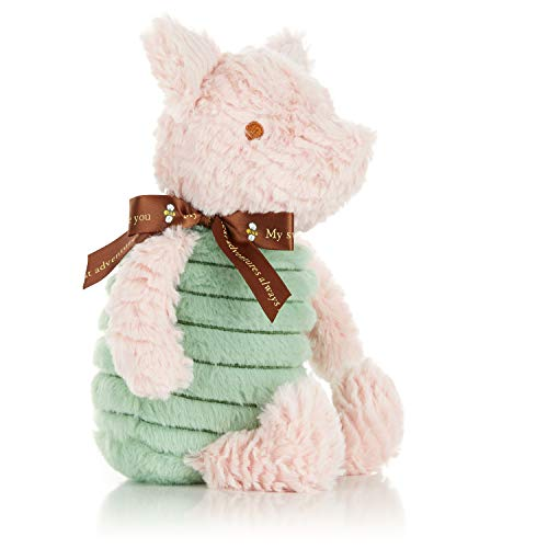 Disney Baby Classic Piglet Stuffed Animal Plush Toy, 9 inches