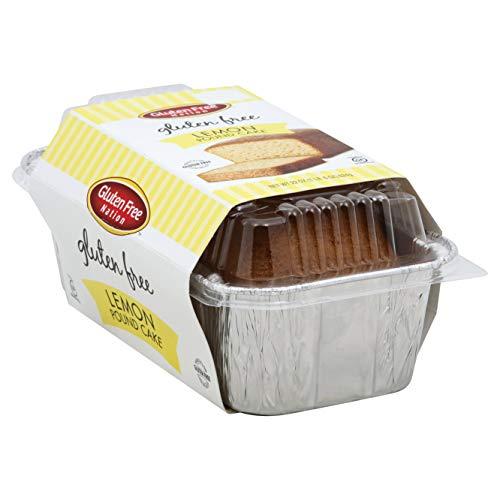 Gluten Free Lemon Pound Cake 22 oz. Loaf 6-ct. (case of six 22 oz. loaves)