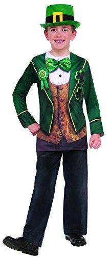 Forum Novelties Child's Instantly Irish Costume Top, Large