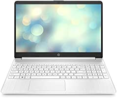 HP Dizüstü Bilgisayar, 15.6'' FHD, Intel Core i3-1115G4, 4 GB RAM, 256 GB SSD, FreeDOS, 2N2Q9EA, Beyaz
