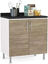 Politorno, Kitchen Storage Cabinet, MDF, Multicolor - 170542