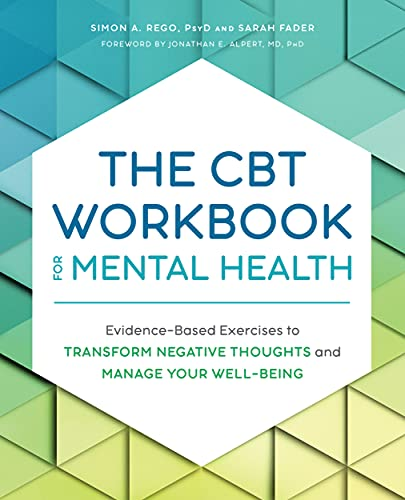 The CBT Workbook for Mental Health:…