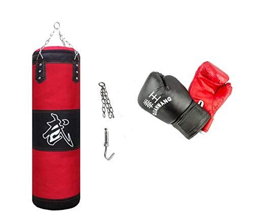 10749 Kit de boxeo todo en uno con guantes saco y gancho...