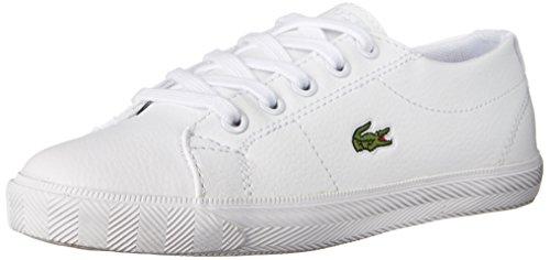 [ラコステ] Marcel Gt2 Spc Syn White/White Ankle-High Slip-On Shoes - 13M