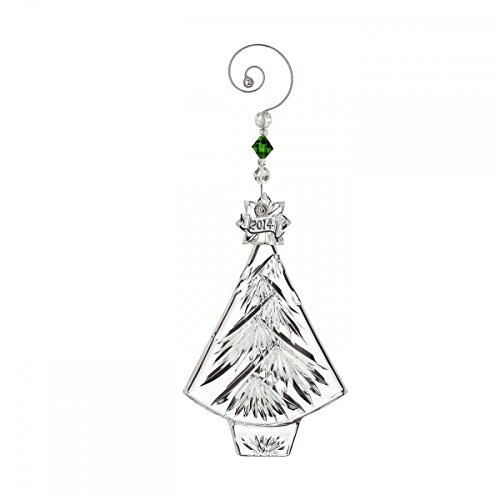 Waterford Crystal 2014 Christmas Tree Ornament