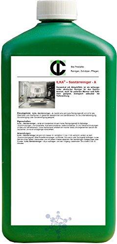 ILKA - Sanitärreiniger A mit Ablaufeffekt, 1ltr