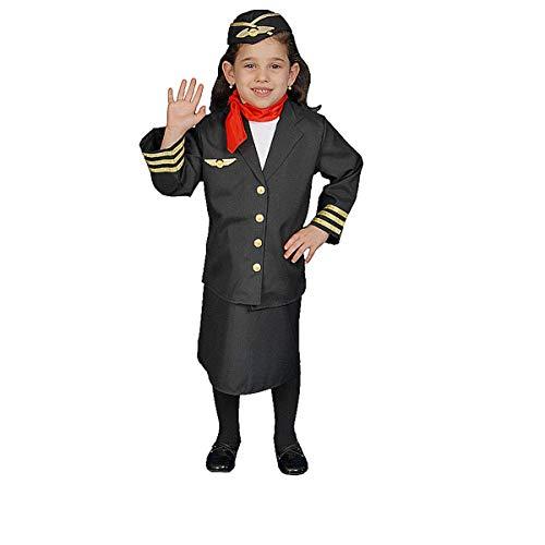 Dress Up America Costume de hôtesse de l'air