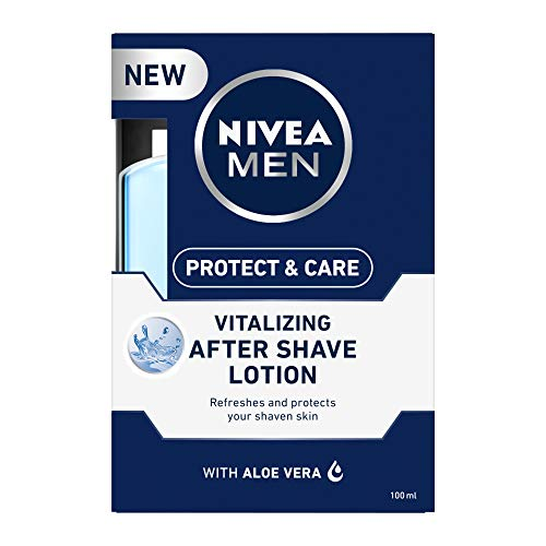Nivea Protect & Care After Shave Lotion