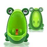 Abnaok Urinal für Jungen, Baby Töpfchen Kindertoilette für Baby Pee Pissoir Training (Grün)