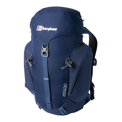 Berghaus Mens Arrow 30 Litre Walking Rucksack, Dark Blue/Dark Blue, 30 Litre
