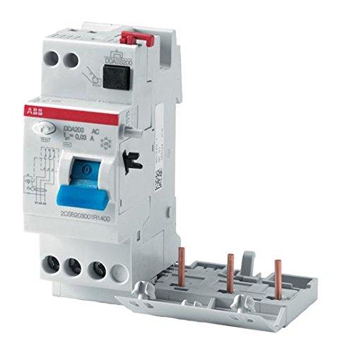 DS204 AC C20 300MA DIFFERENZIALE MAGNETOTERMICO QUADRIPOLARE - ABB SACE R428749