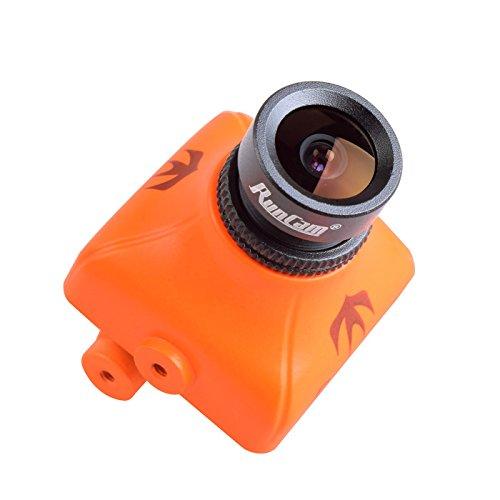 RunCam Swift 2 FPV - Cámara de fotos (2,5 mm), color naranja