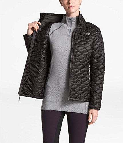 The North Face Women Thermoball Full Zip - Asphalt Grey - M