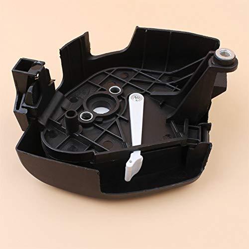 Tiempo Beixi Filtro de Aire del Conjunto de la Caja de la Cubierta for Honda GX35 GX35NT 35CC 4 Tiempos del Motor de Gas Mini Motor Desbrozadora Trimmer 17231-Z0Z-010