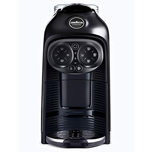 Lavazza A Modo Mio Espresso Coffee Machine Deséa, Black