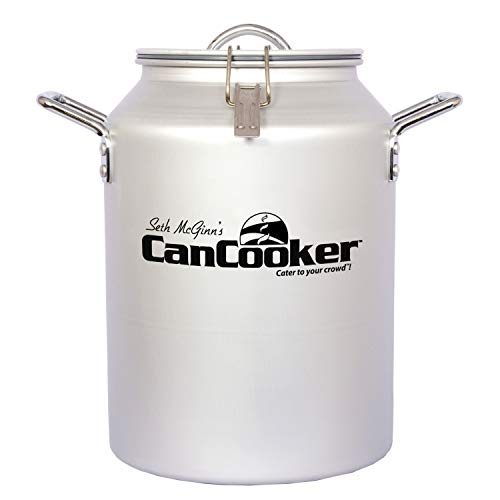 CanCooker Original 4 Gallon Edition , Convection Steam Cooker Feeds up to 20
