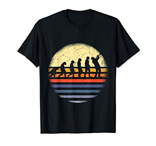 Trompeter Trompetenspieler Geschenk Trompete T-Shirt