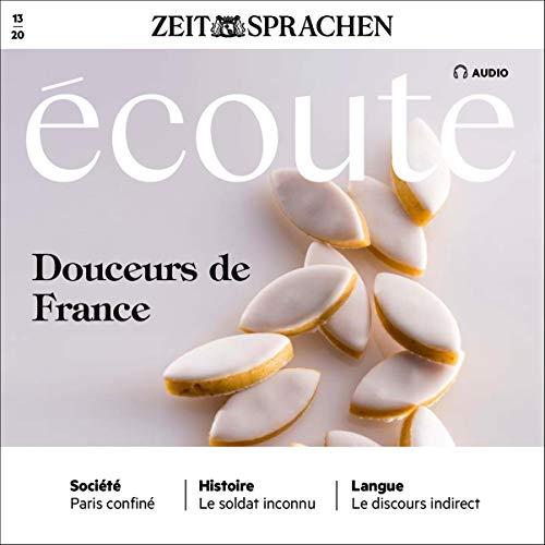 Écoute Audio - Douceurs de France. 13/2020 Titelbild