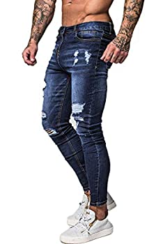 Best destroyed jeans for mens buy online Reviews