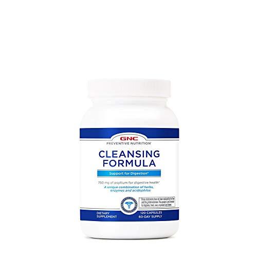GNC Cleansing Formula