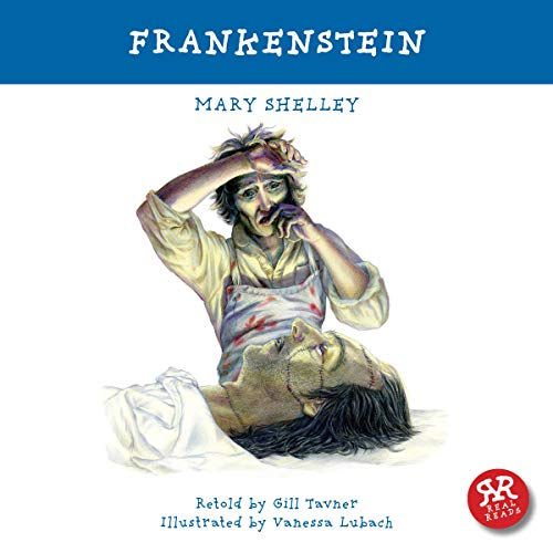 Frankenstein  By  cover art
